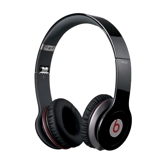 Monster Beats Solo® HD on ear headphones (Black, iOS with Control Talk)