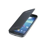 Samsung Flip Case para Galaxy S4 Mini (Preto)