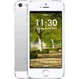 Apple iPhone 5s - 16GB (Prateado)