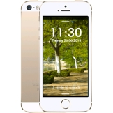 Apple iPhone 5s (16GB, Dourado)