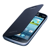 Samsung Flip Cover for Samsung Galaxy Core (Blue)