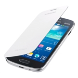 Samsung Flip Cover for Samsung Galaxy Ace 3 (White)