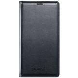 Samsung Flip Wallet Estojo tipo carteira Samsung Galaxy S5 (Preto azulado)