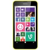 Nokia Lumia 630 Double SIM (Amarelo)