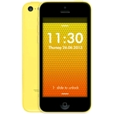 Apple iPhone 5c - 8GB (Yellow)